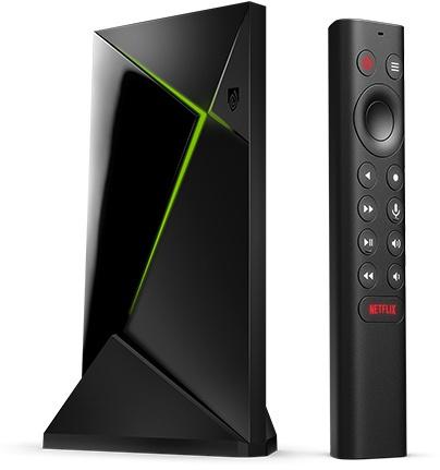 nVidia Shield TV Pro (2019) met afstandsbediening