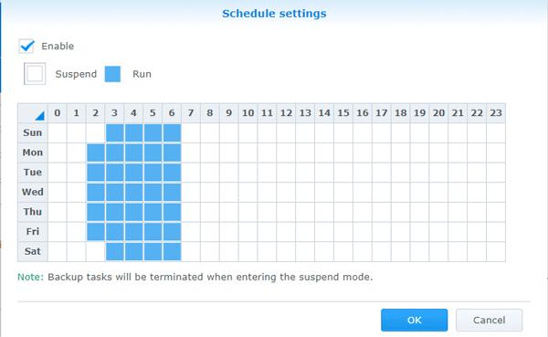 STACK-cloud-sync-instellen-schedule-settings